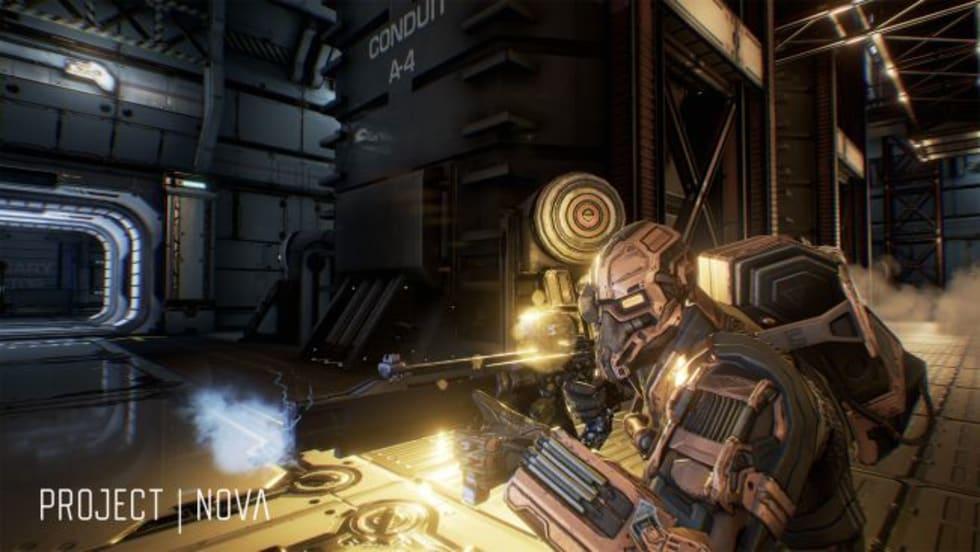 Project Nova har lagts ner, men Eve Online-studions fps-drömmar lever vidare