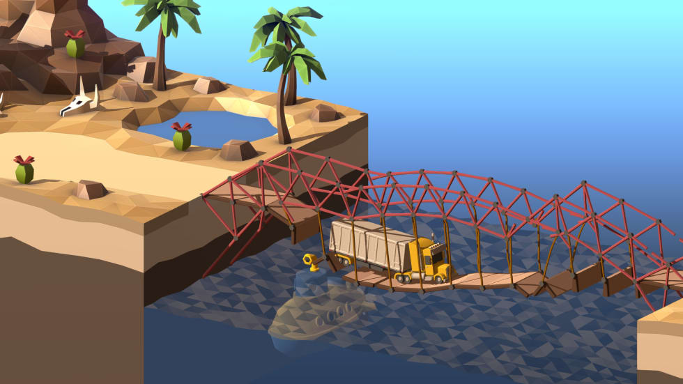 Poly Bridge 2 – Recension