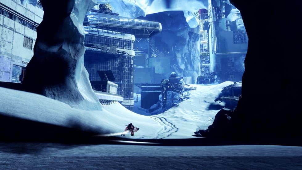 Destiny 2: Beyond Light visar upp sig i ny trailer