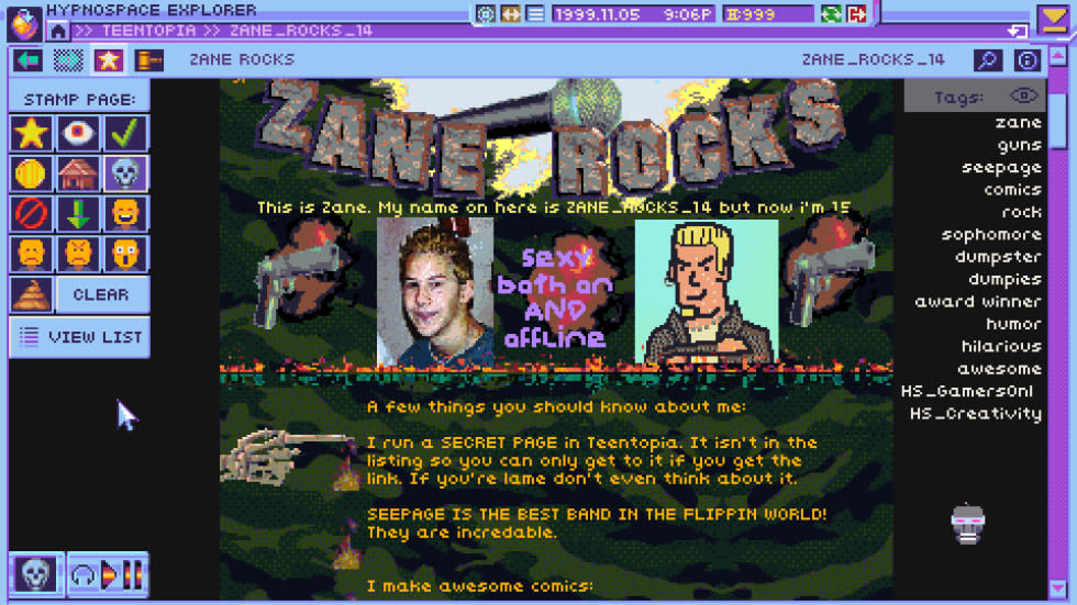 Spelar just nu – Hypnospace Outlaw, Crossout, Dark Souls II, Pendula Swing