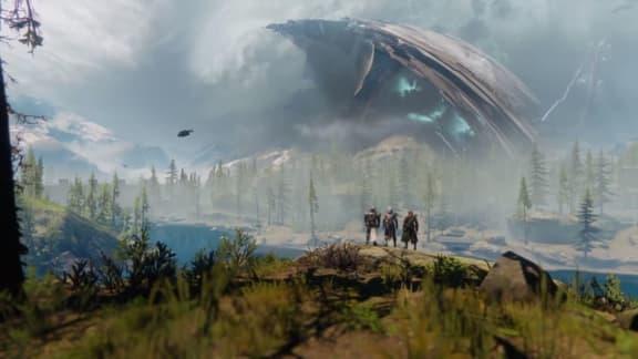 En tur kring det nya hubbområdet i Destiny 2