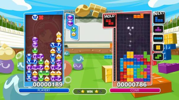 Är Puyo Puyo Tetris på väg till Steam?