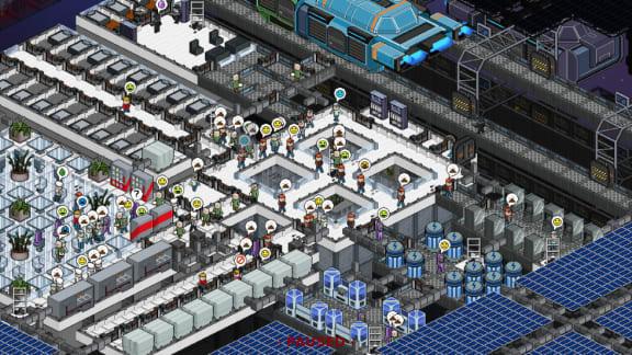Rymdkolonisimulatorn Meeple Station har lämnat early access