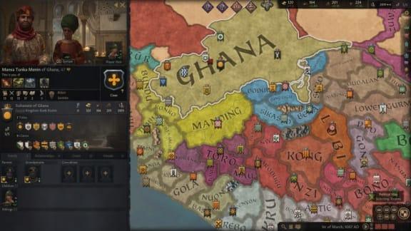 Crusader Kings 3 har fått två trailrar och spikat lanseringsdatum