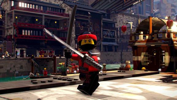Gratisspel! The Lego Ninjago Movie Video Game skänks bort via Steam