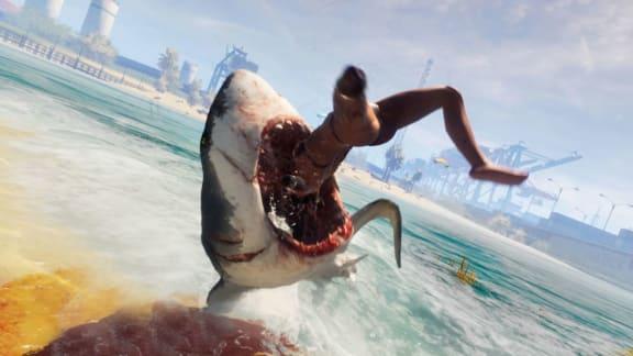 Hajsimulatorn Maneater släpps på fredag, kolla in lanseringstrailern!