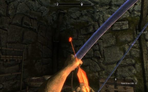 Ny Skyrim-modd låter dig kombinera pilar och magi