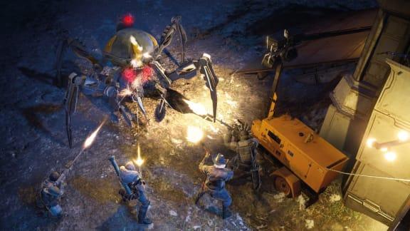Wasteland 3 visar upp co-op-spelande i ny trailer