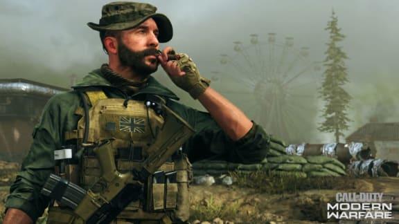 Call of Duty: Modern Warfares mulltiplayer får ännu en gratishelg