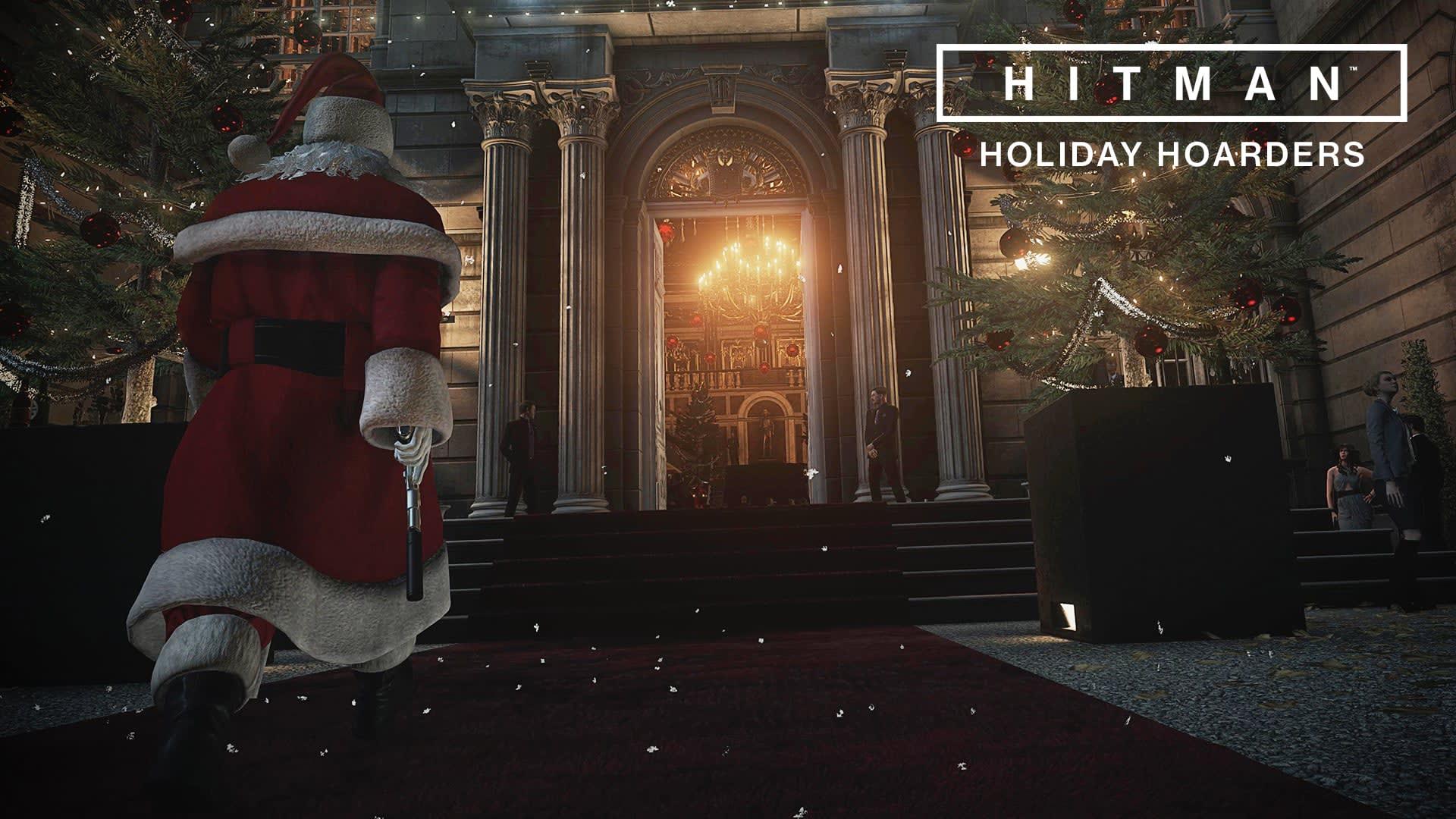 Fira jul med Hitman