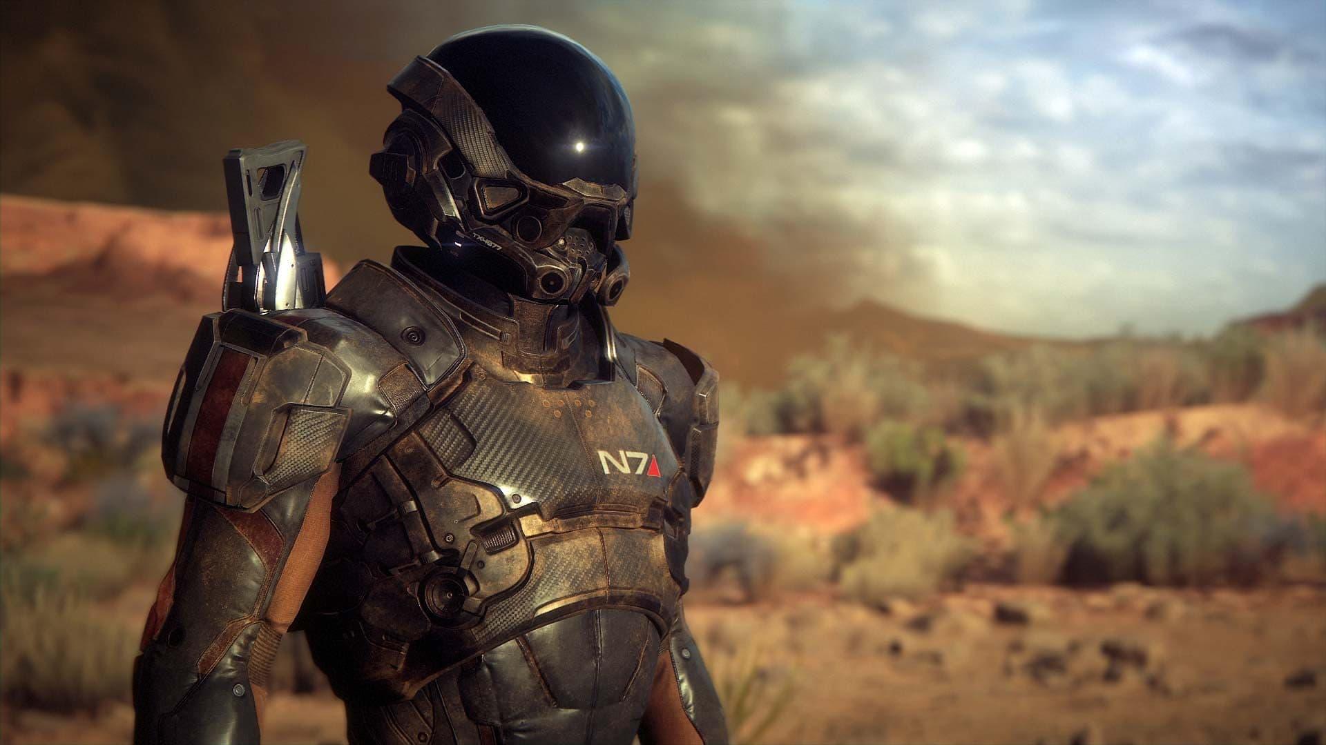 Mass Effect: Andromeda blir romantrilogi nästa år