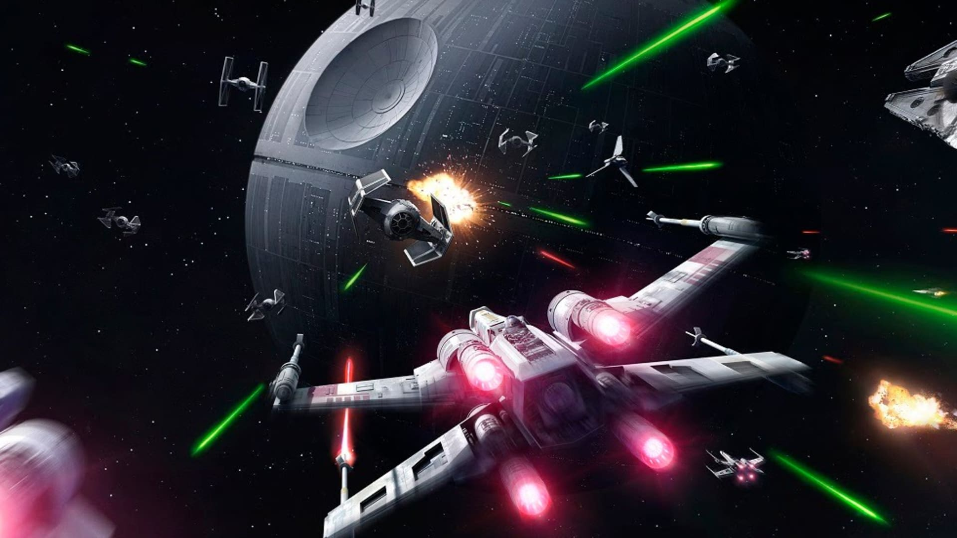 Spela gratis Death Star i Battlefront i helgen