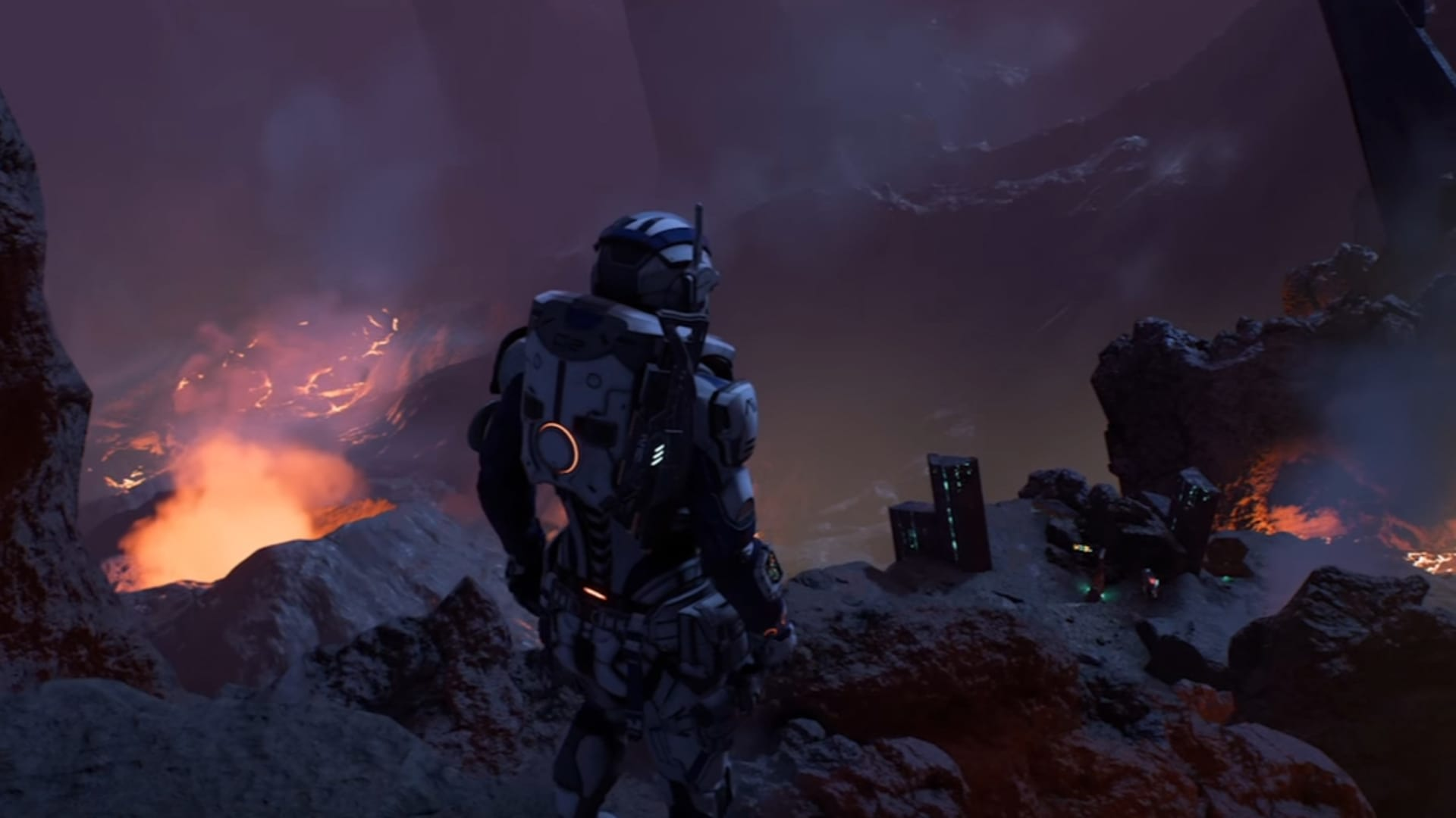 Inget säsongspass i Mass Effect: Andromeda
