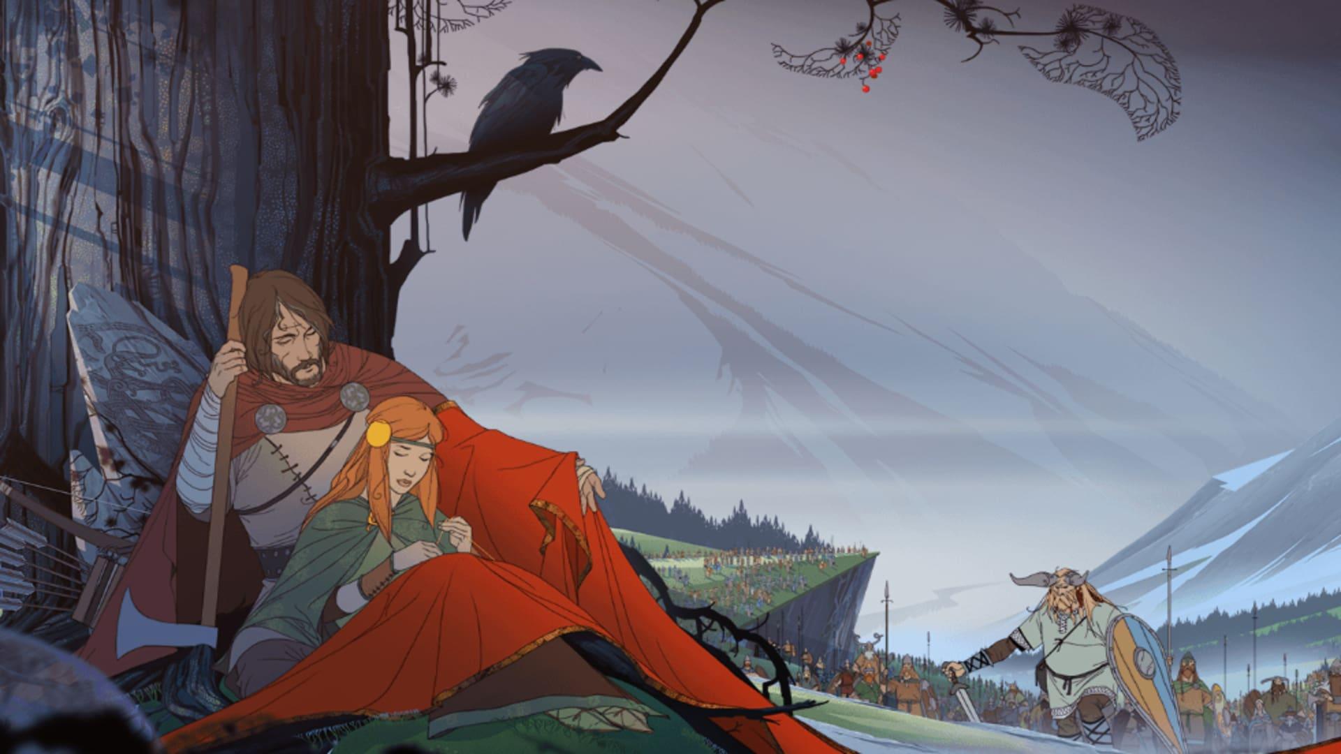 """""""Vi kommer att avsluta The Banner Saga-trilogin"""""""