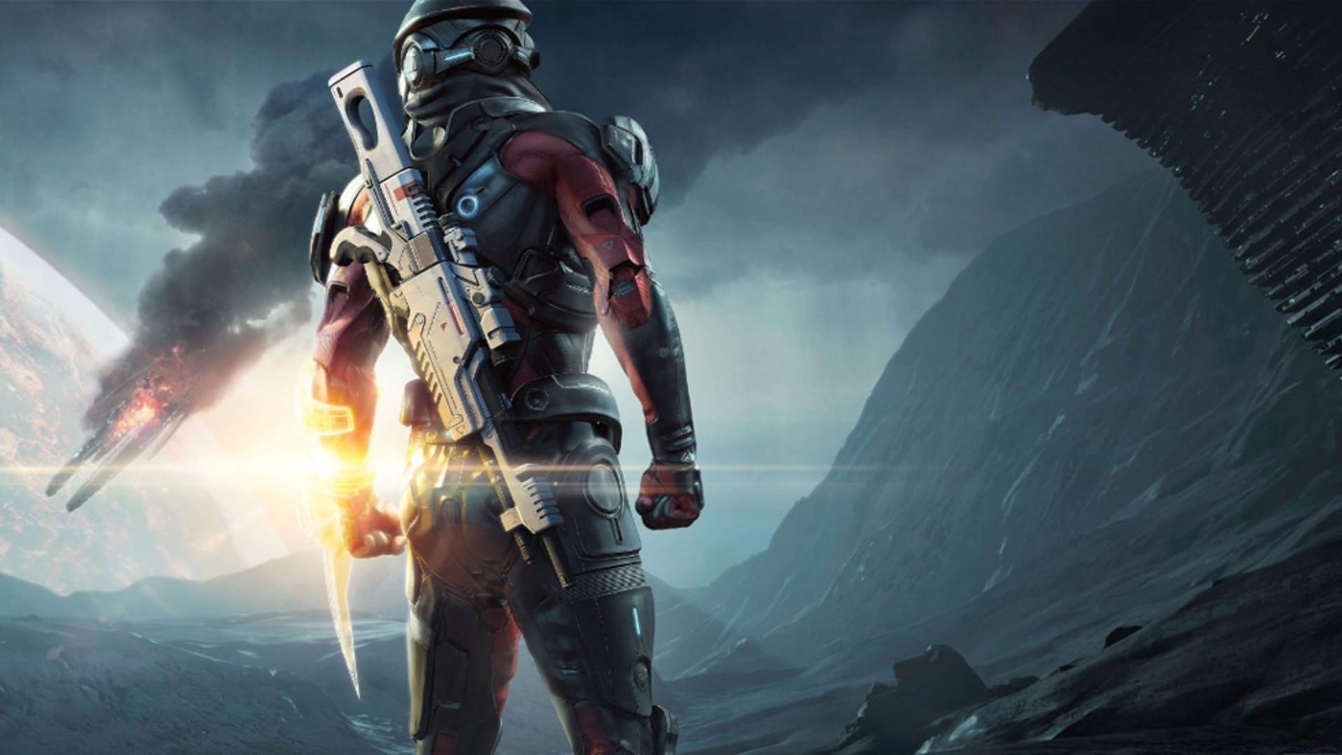 Spela Mass Effect: Andromeda redan den 16 mars
