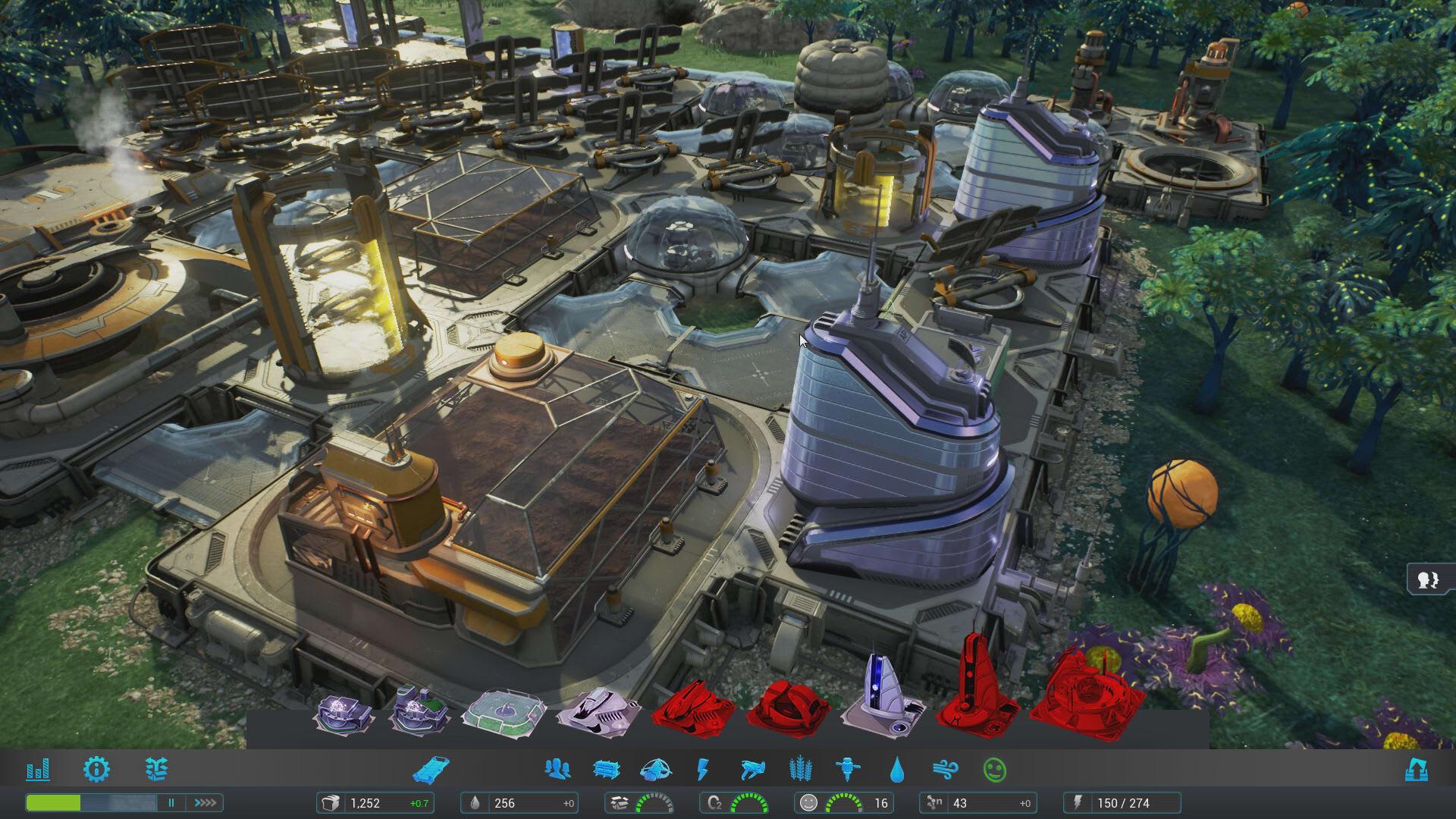 Aven Colony är ett nytt strategispel från Team 17