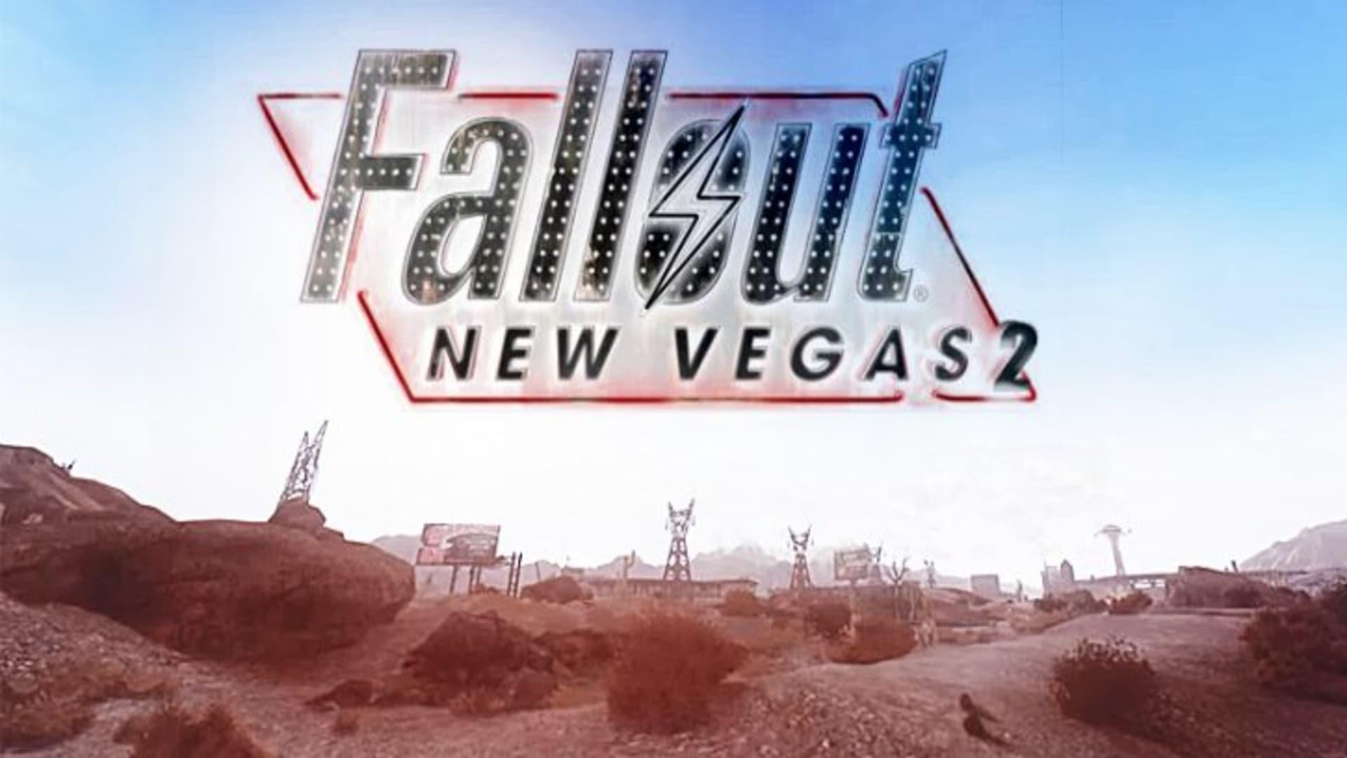 Håller Obsidian på att utveckla Fallout: New Vegas 2?