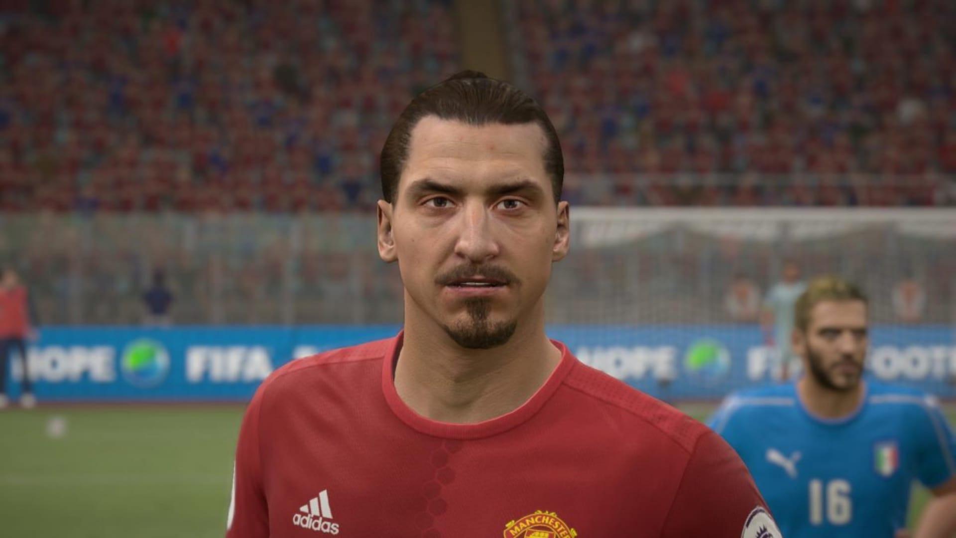 Zlatan undrar vem som gav FIFA 21 rätten att använda hans namn