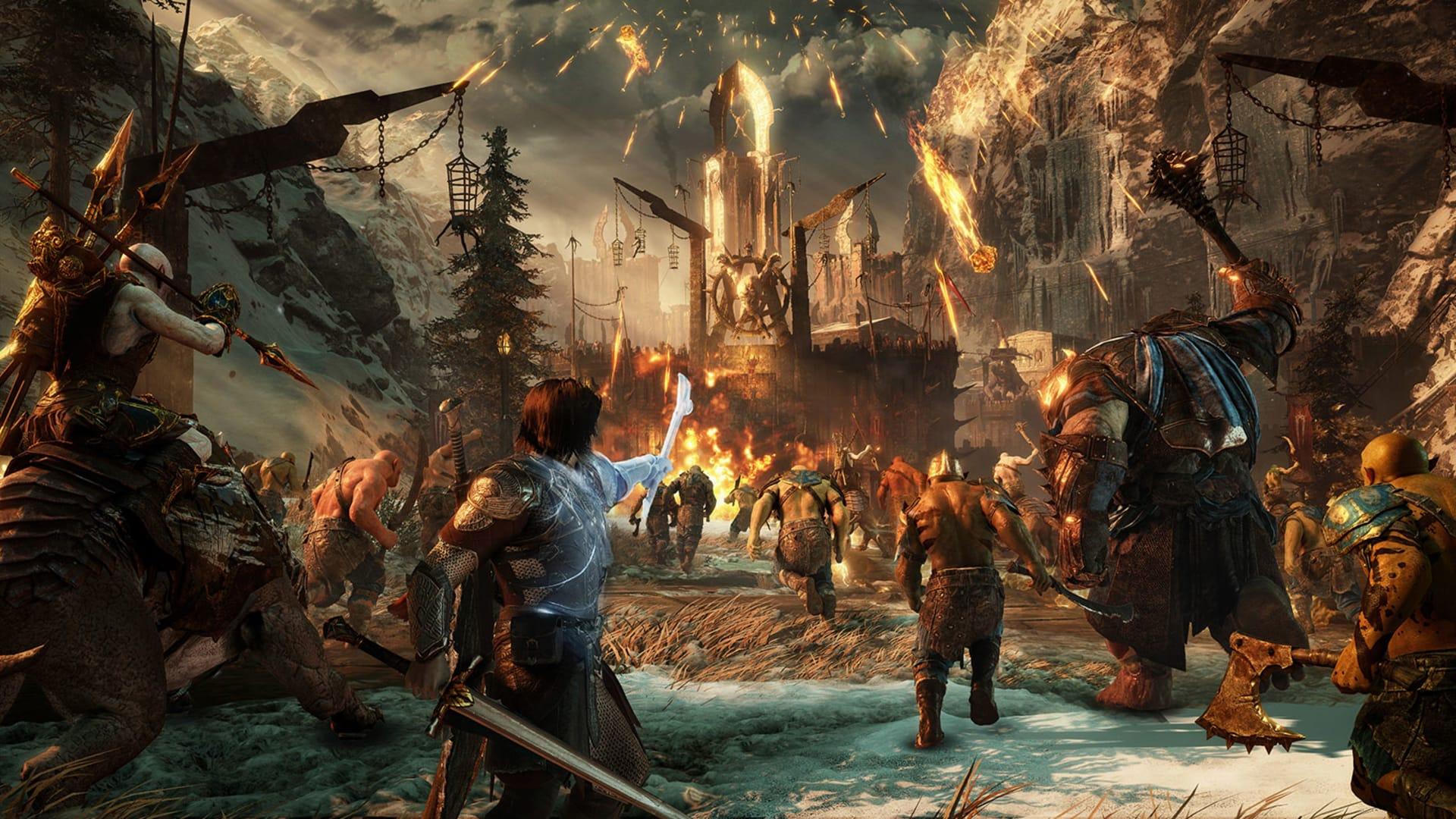 Middle-earth: Shadow of War är numera helt mikrotransaktionsfritt