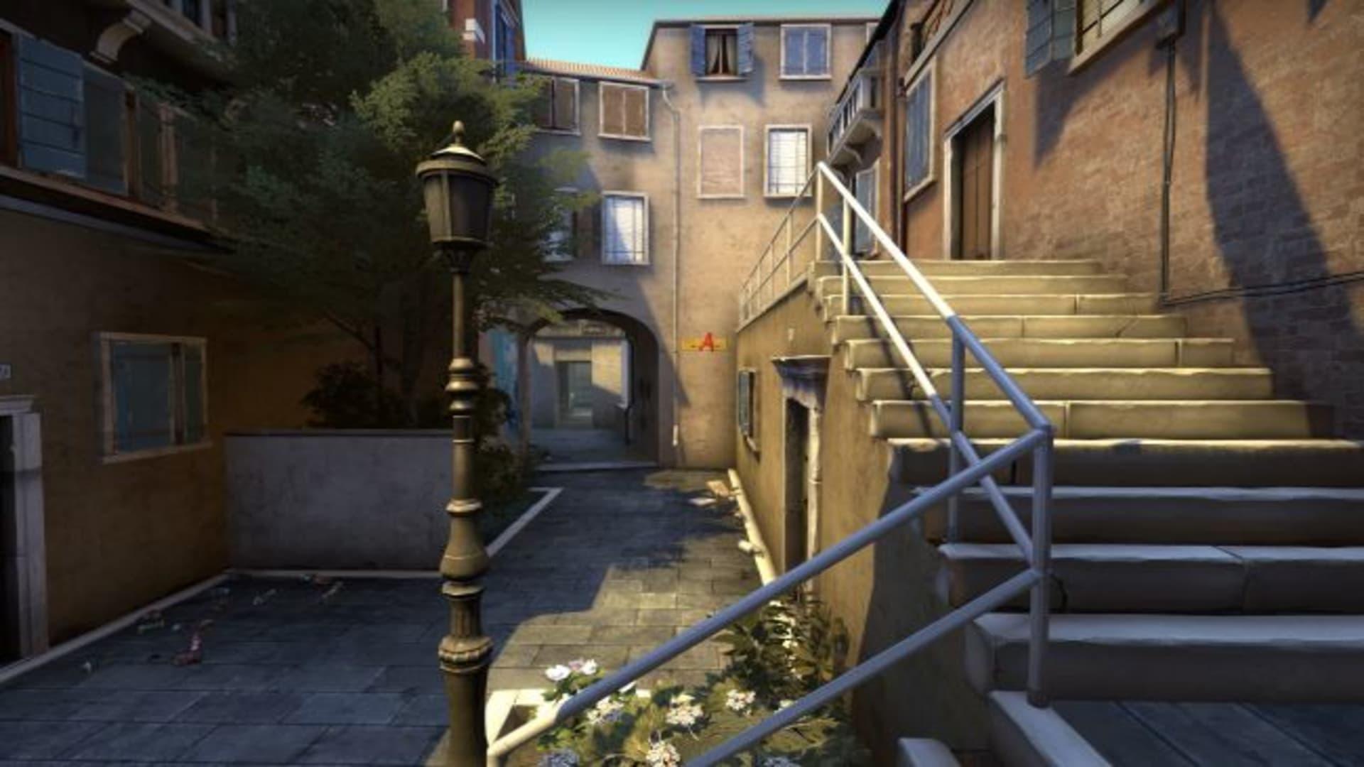 Ny bana i CS:GO med Venedig-känsla