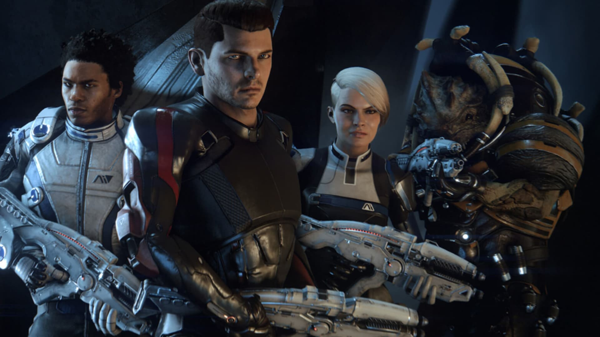 Allt du behöver veta om Mass Effect: Andromeda!