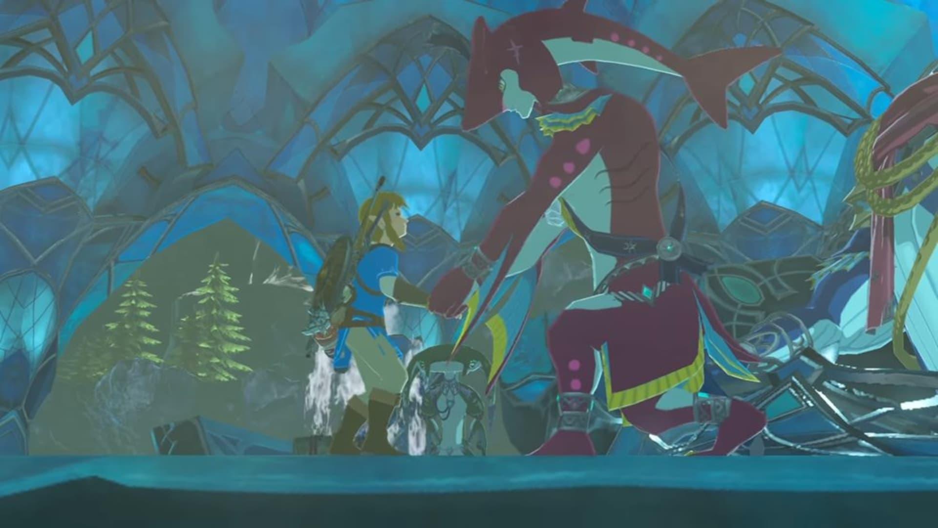 Den emulerade versionen av nya Zelda gör otroliga framsteg