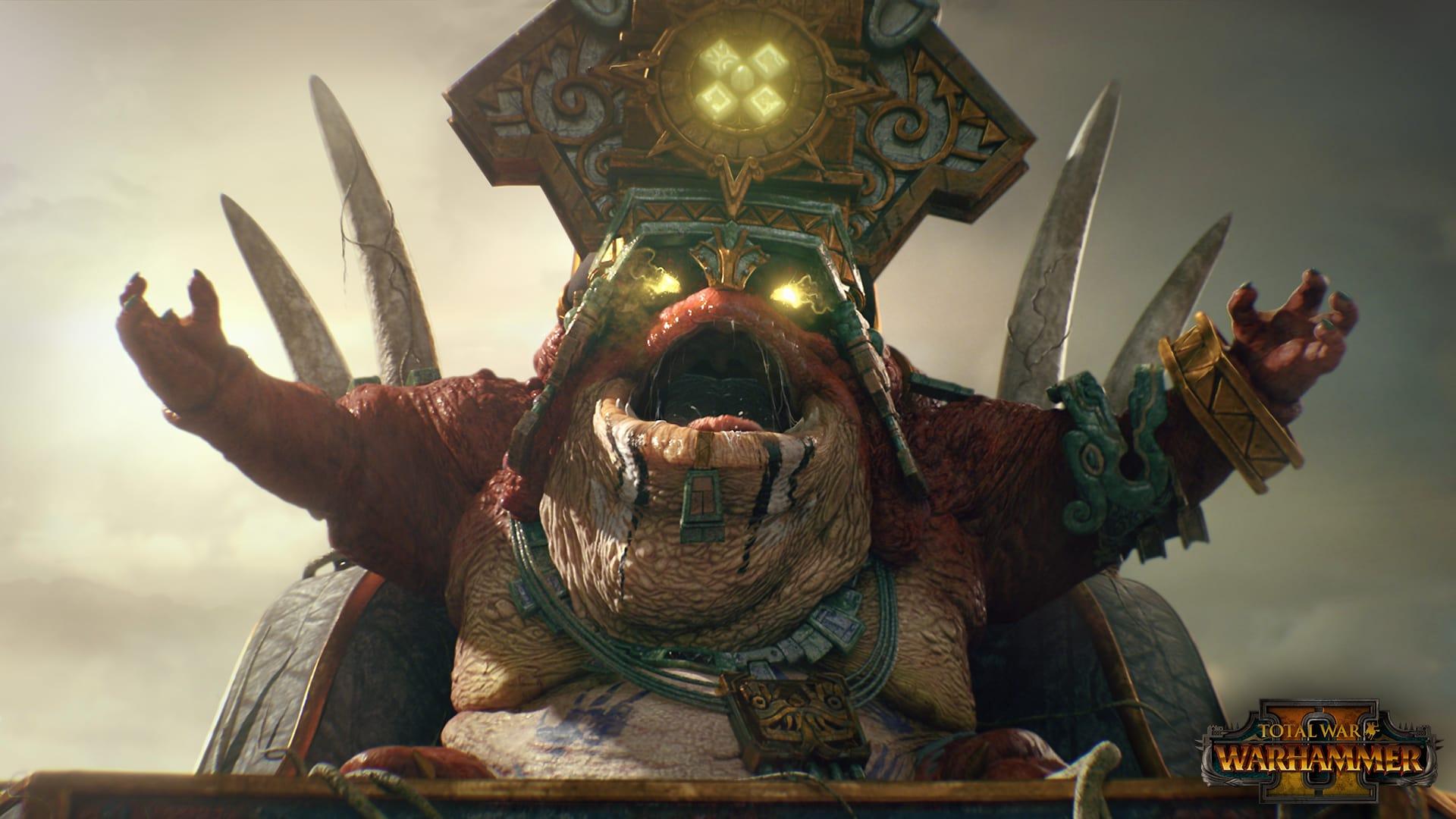 Total War: Warhammer 2 och Northgard är gratis att prova i helgen