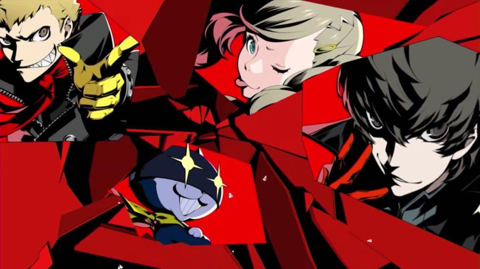 Persona 5 Strikers kommer till Steam i februari