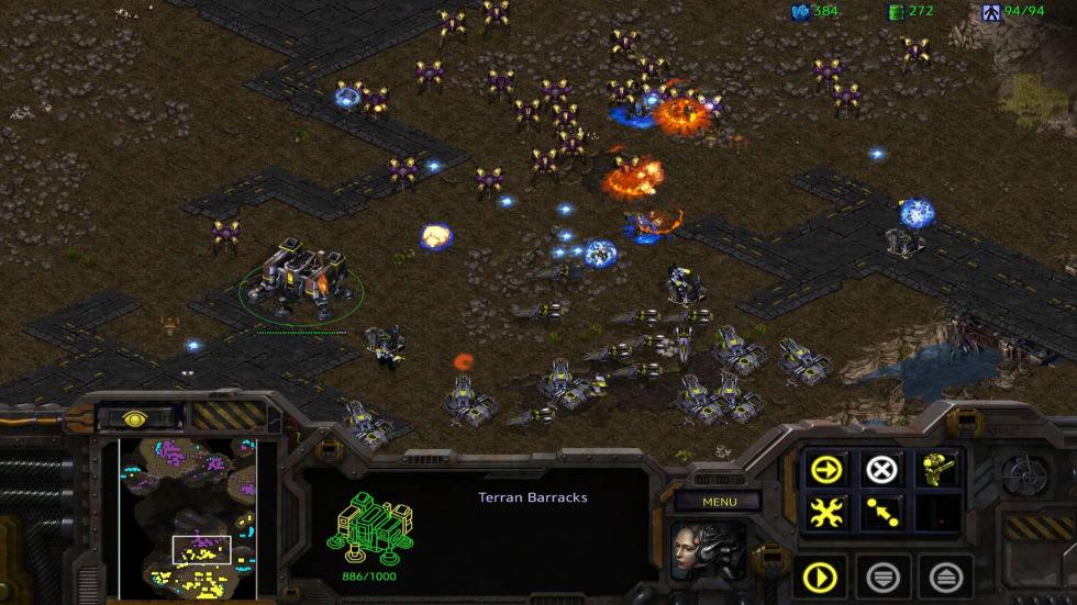 Starcraft: Remastered släpps i sommar