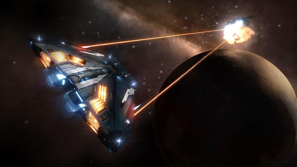 Frontier har slutat sälja Elite Dangerous: Arena
