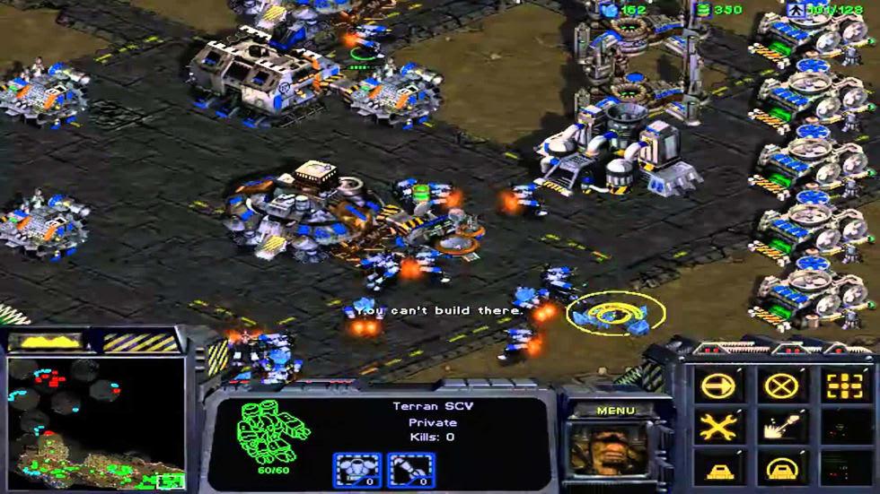 Starcraft och Brood War är gratis nu