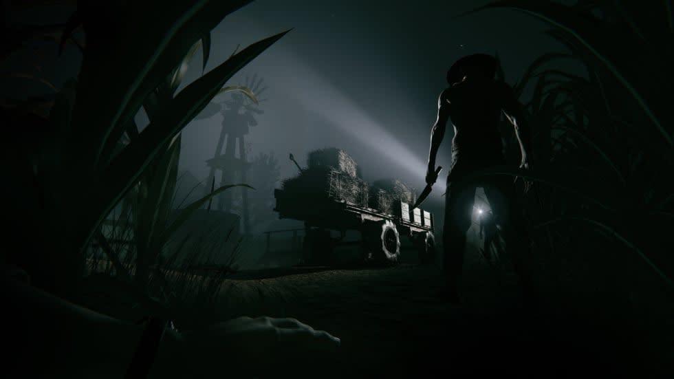 Här är en ny trailer för Outlast 2