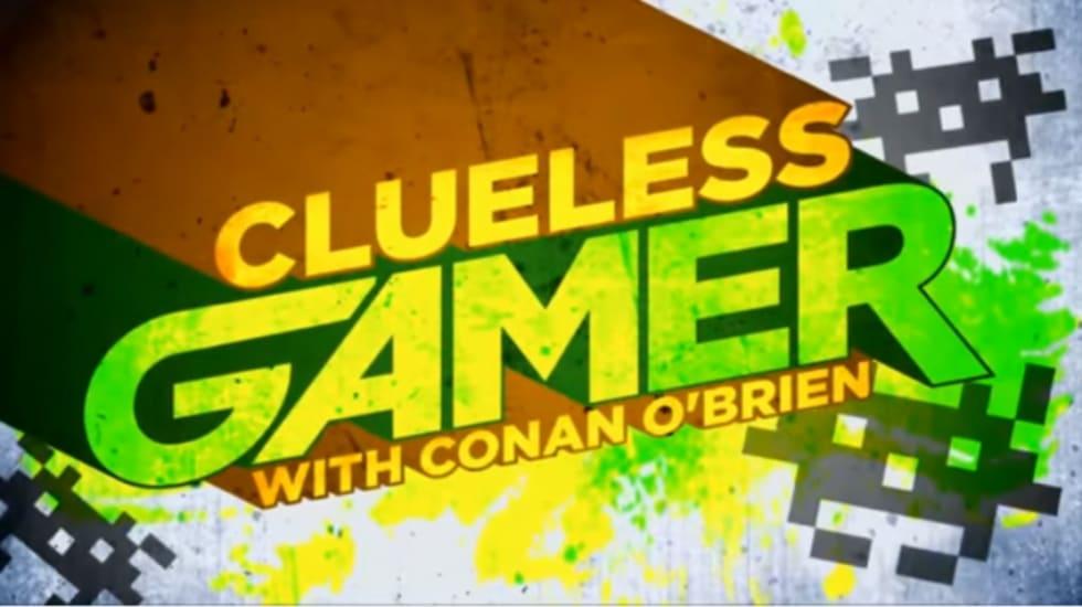 Conan O'Brien spelar VR
