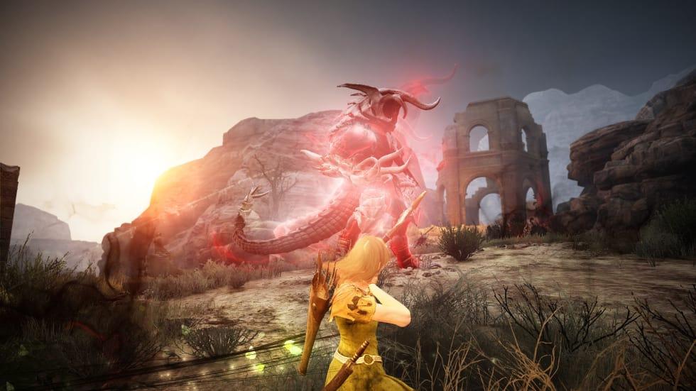 Gratisspel! Black Desert Online skänks bort fram till den 10 mars