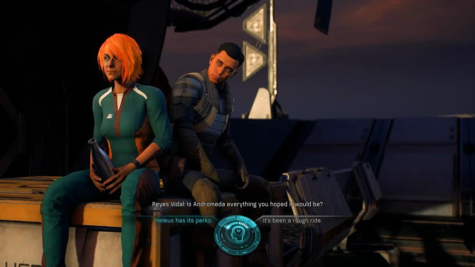 """Mass Effect har """"lagts på is"""""""
