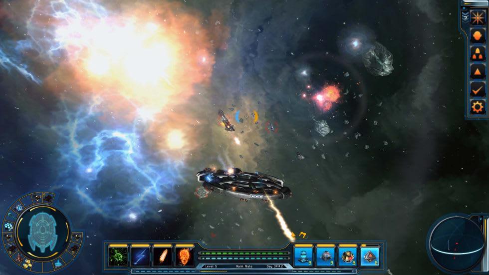 Starpoint Gemini 2 är gratis på Steam