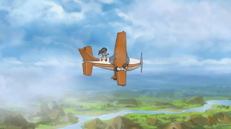 Följ med Finding Paradise-skaparen på flygtur