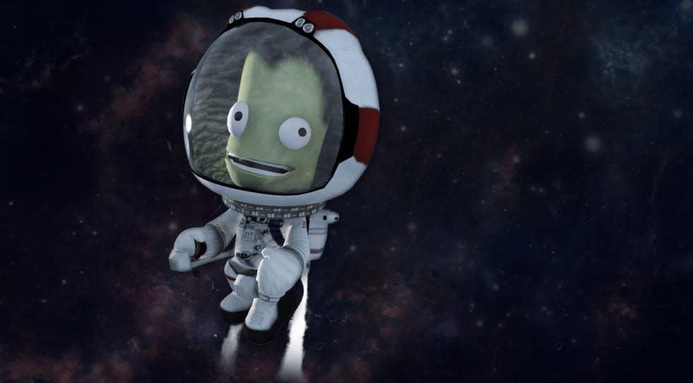 Take-Two har köpt rättigheterna till Kerbal Space Program