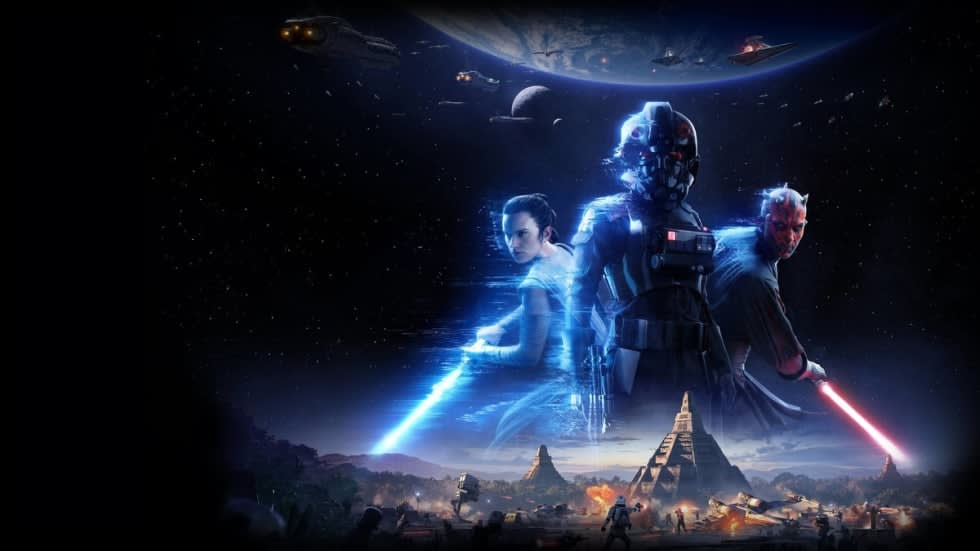 En rosa Darth Vader är inte okej, enligt EA