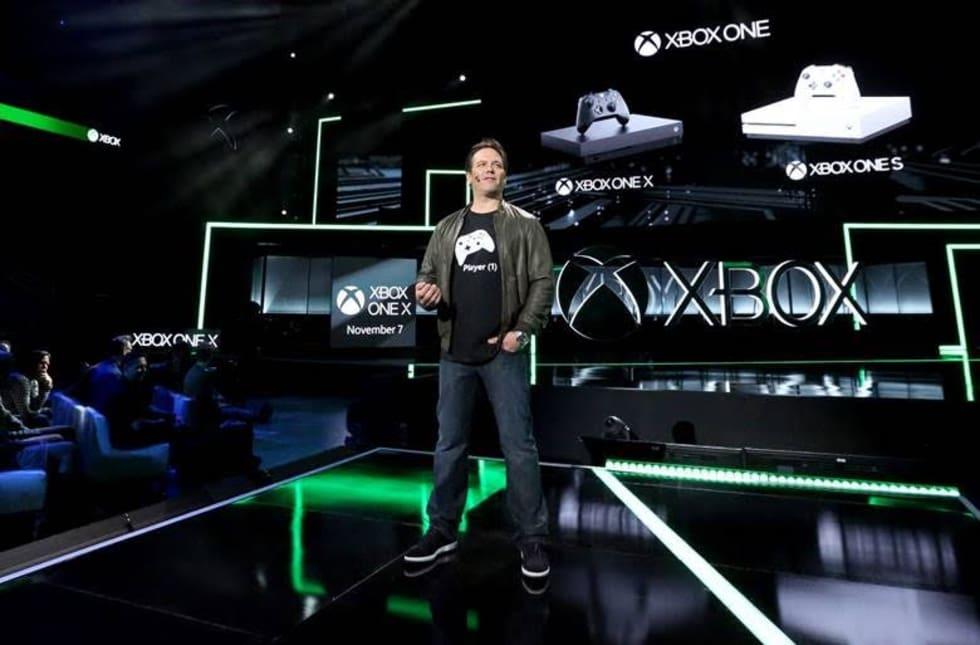 E3 2017: Microsofts presskonferens