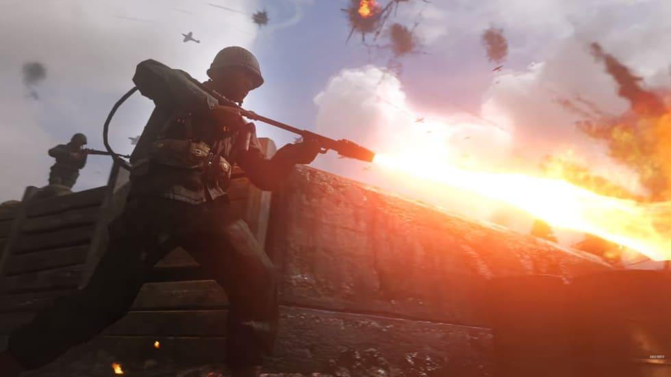 Här är en trailer för det andra dlc-paketet till Call of Duty: WWII