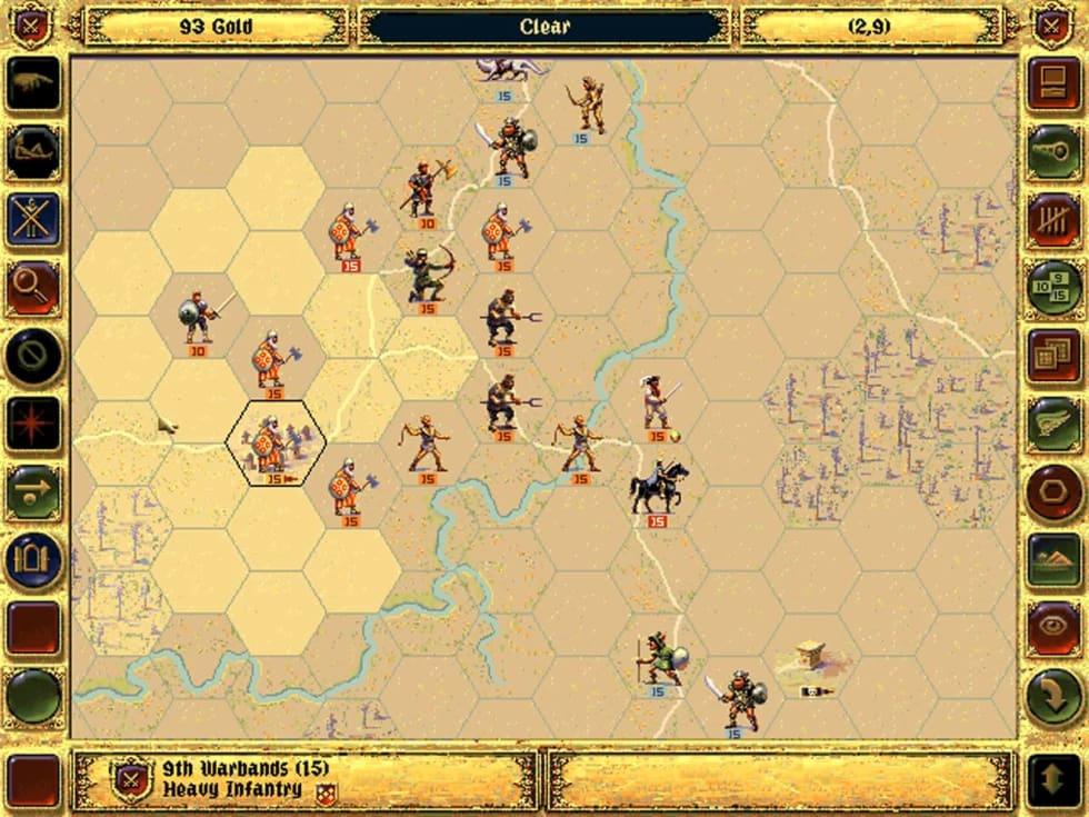 Fantasy General är gratis på GOG för tillfället