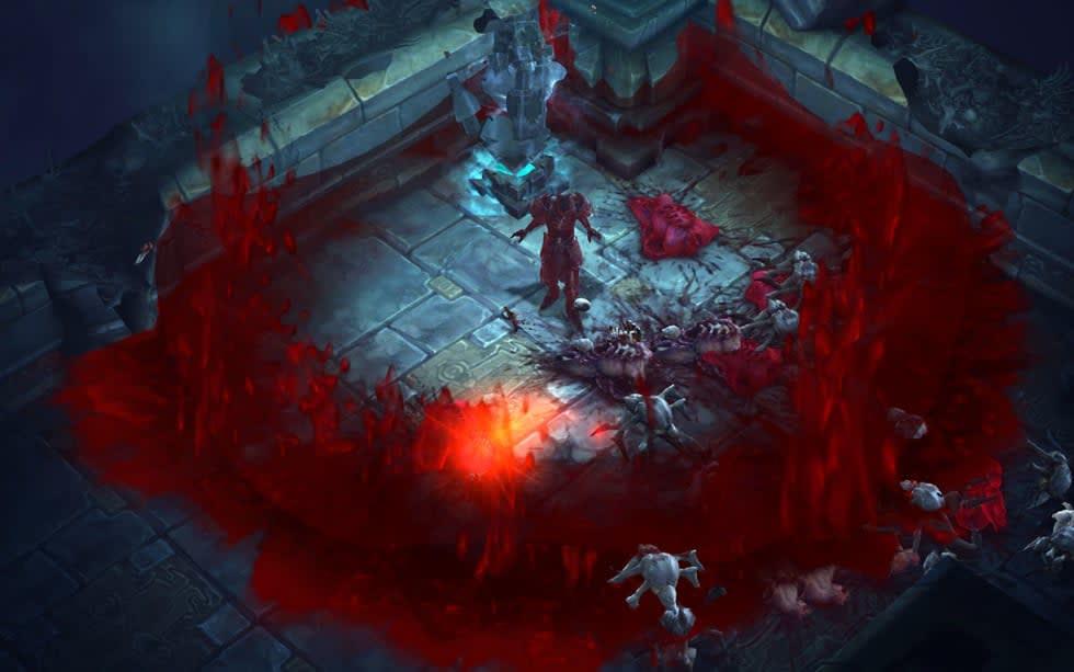 Nu kommer Necromancern till Diablo 3