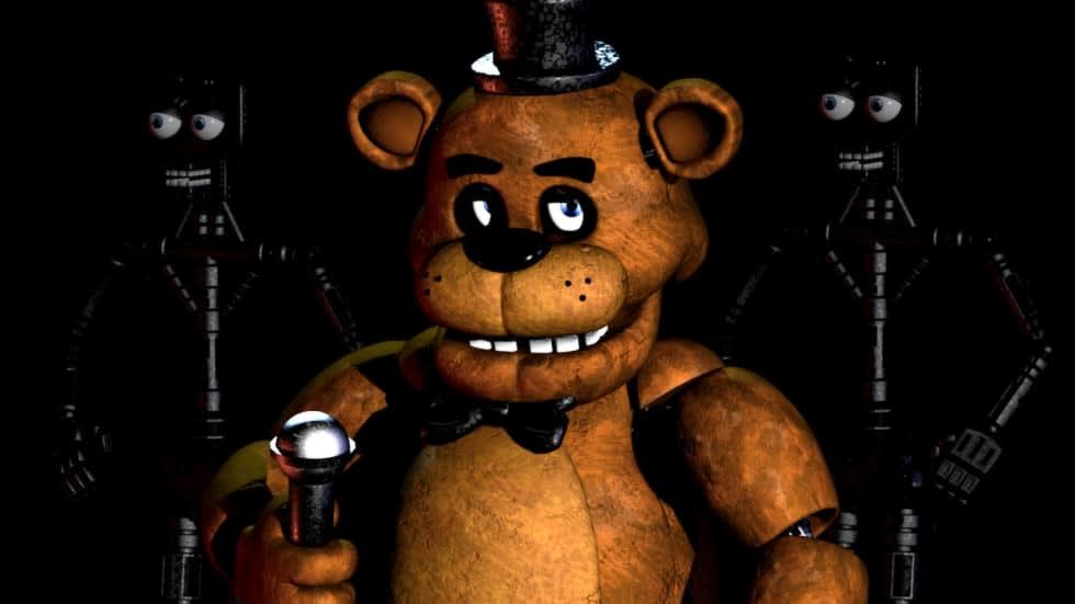 Five Nights at Freddy's-filmen drar igång inspelningarna våren 2021