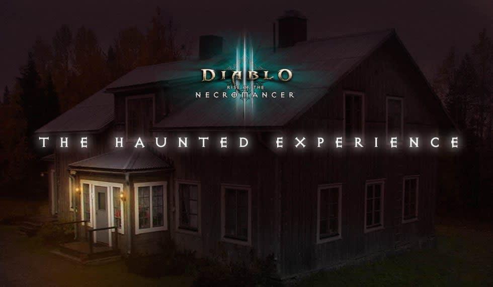Nu har The Haunted Experience fått en vinnare