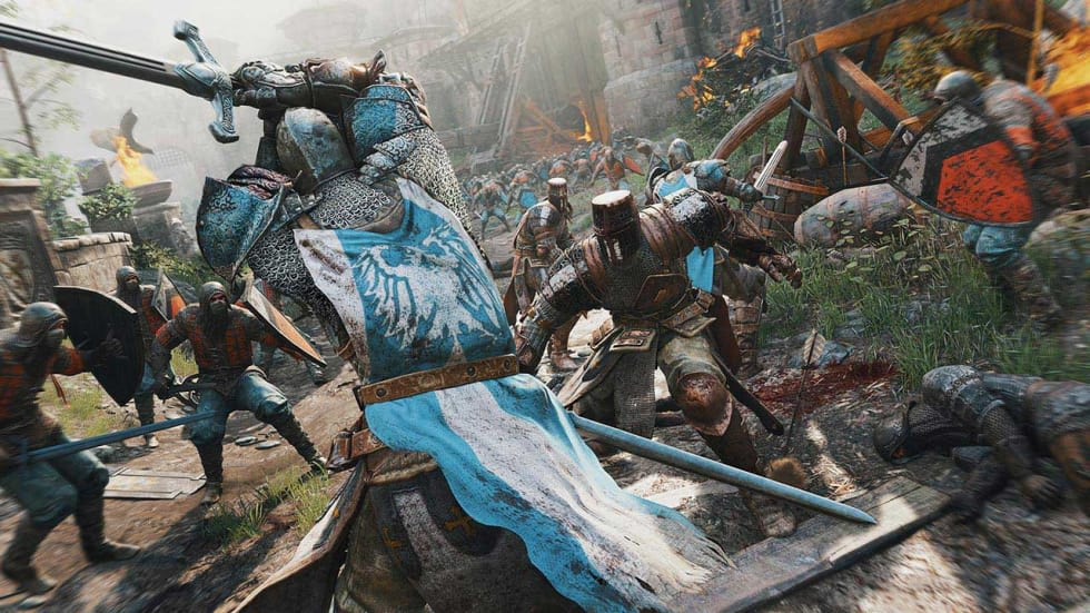 Ubisoft skänker bort For Honor gratis via Uplay