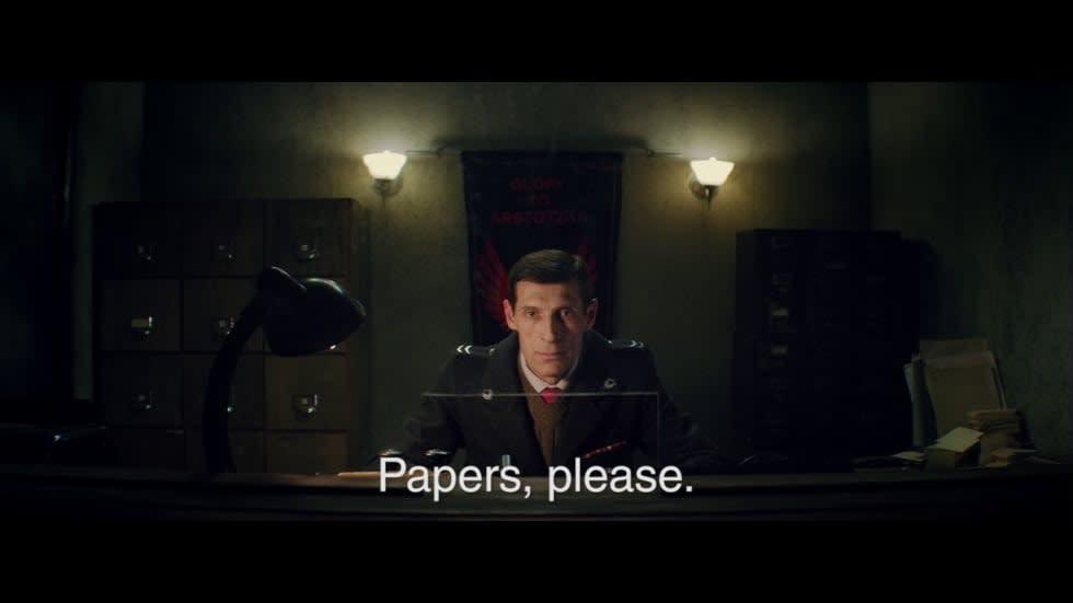 Någon har gjort en fanskapad Papers, Please-film