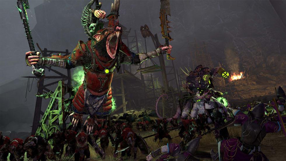 Mystisk video utlovar mer Total War: Warhammer