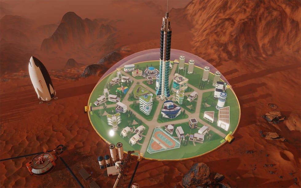 Bättre sent än aldrig: Surviving Mars får tutorial idag!