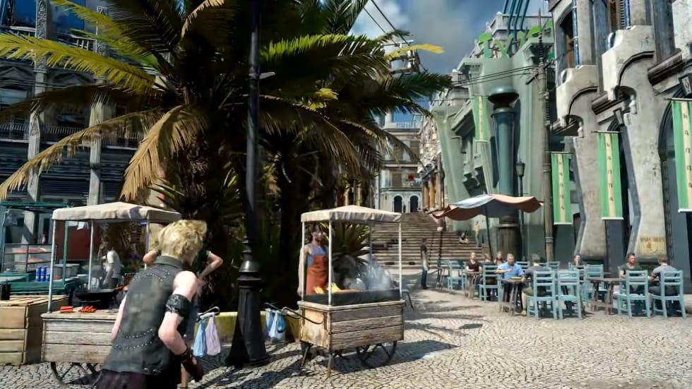 Square Enix planerar ytterligare fyra nya dlc-episoder för Final Fantasy XV